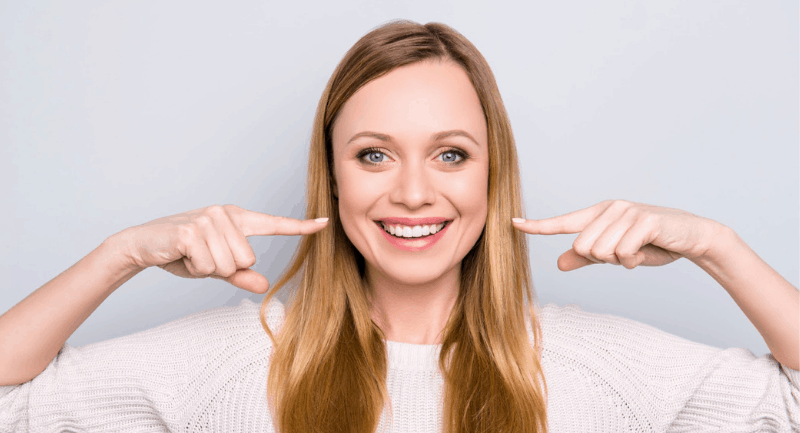 Define Healthy Teeth